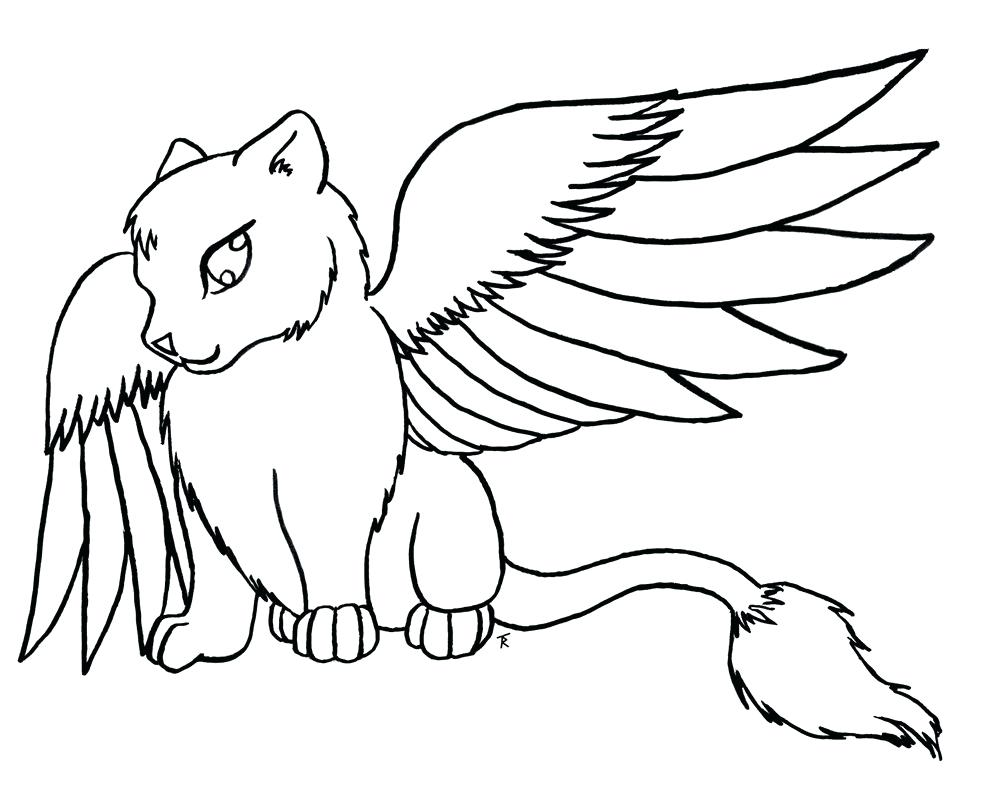 1002x797 Warrior Cat Coloring Pages Mates Jungle Sits Page Free Printable