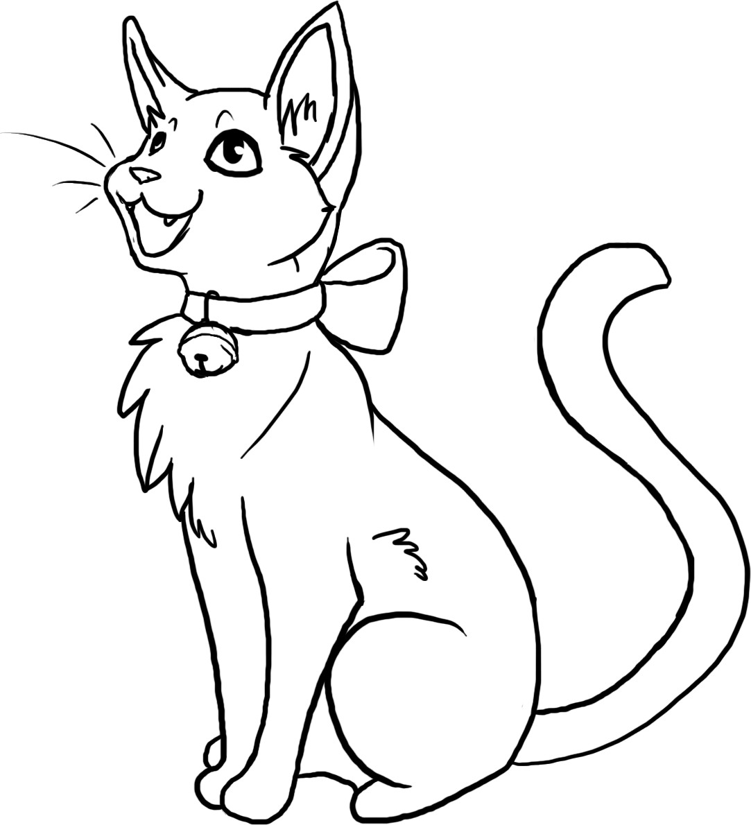 1083x1190 Warrior Cats Coloring Pages