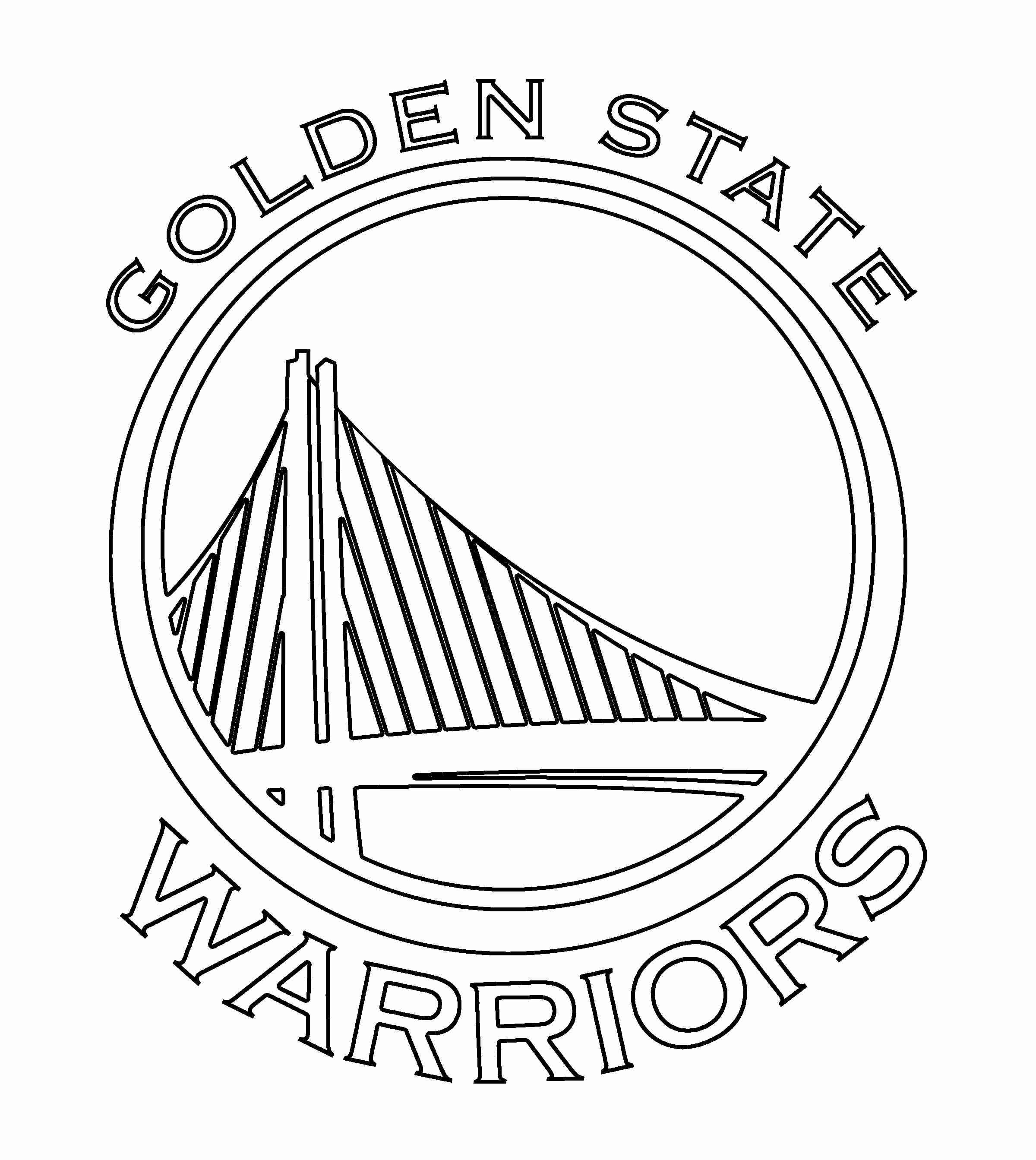 2400x2687 Golden State Warriors Logo Png Transparent Vector Freebie