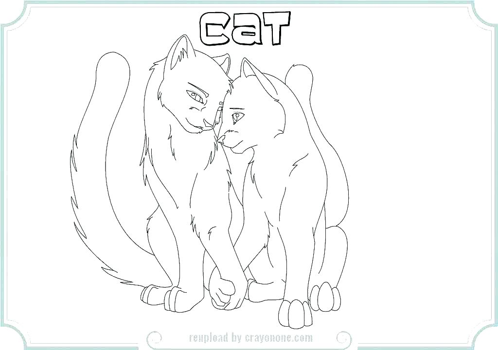 1024x720 Warrior Cat Coloring Pages Warrior Cats Coloring Pages Coloring
