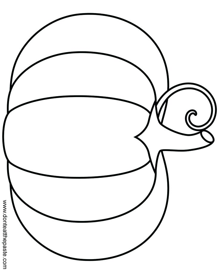 736x920 Large Pumpkin Template Printable Washing Machine Coloring Page
