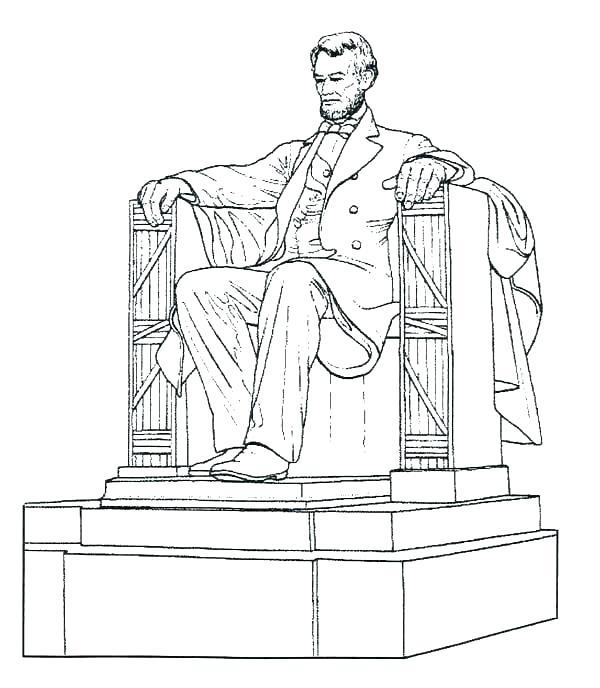 600x688 Washington Monument Coloring Page Home Improvement Loans Mn
