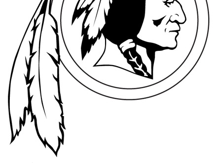 Washington Redskins Coloring Pages