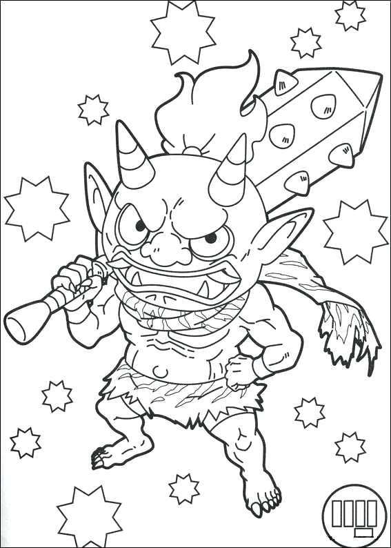 567x794 Coloring Watch Coloring Page Special Agent New Youkai Sheets