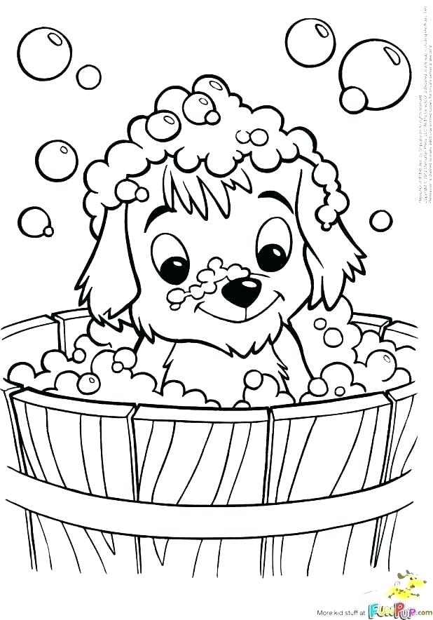 618x884 Dogs Coloring Pages Realistic Dog Coloring Pages Cute Dogs