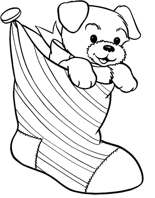 600x766 Dogs Coloring Pages