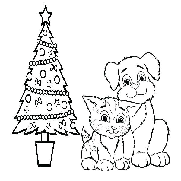 600x600 Dogs Coloring Page Coloring Pages Of A Dog Cat Dog Coloring Sheets