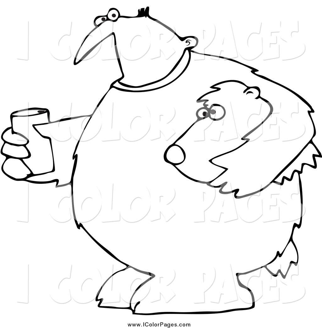 1024x1044 Water Bottle Coloring Page