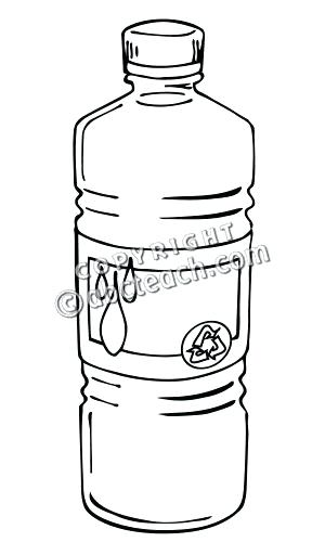 300x500 Water Bottle Coloring Page Water Bottle Coloring Page Pic Water