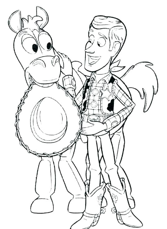 538x736 Free Printable Toy Story Coloring Pages St Free Printable Toy