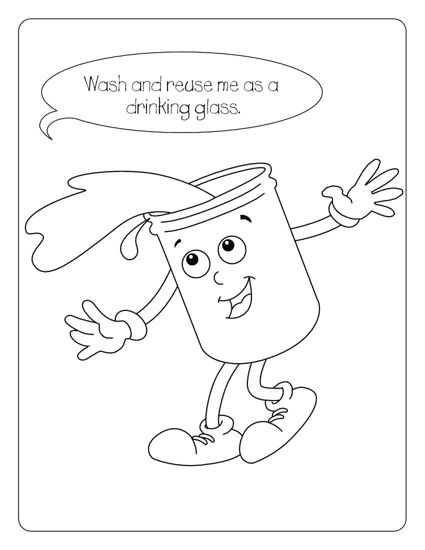 850x1100 Save Water Coloring Pages Save Water Coloring Pages Save Water