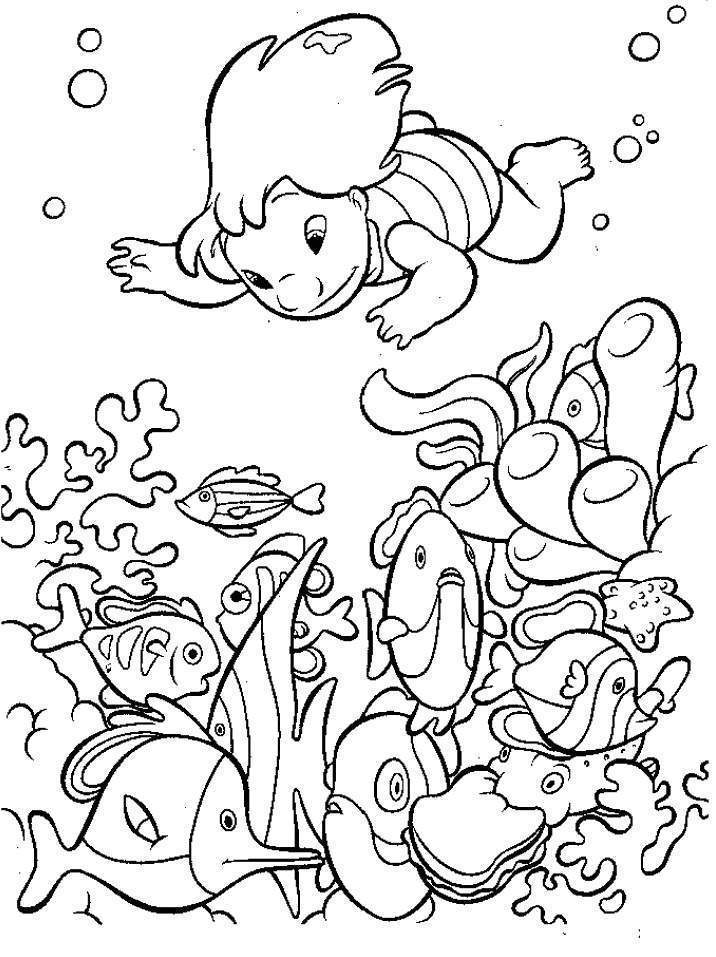 716x957 Water Coloring Page Az Coloring Pages Water Coloring Pages In New