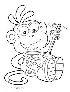 Water Conservation Coloring Pages