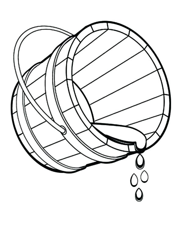 600x775 Water Coloring Page Rain Drop Outline Water Bottle Colouring Page