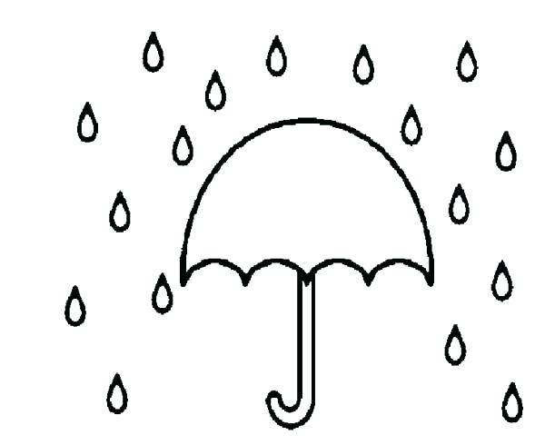 600x490 Water Drop Coloring Page Water Drop Coloring Only Coloring Pages