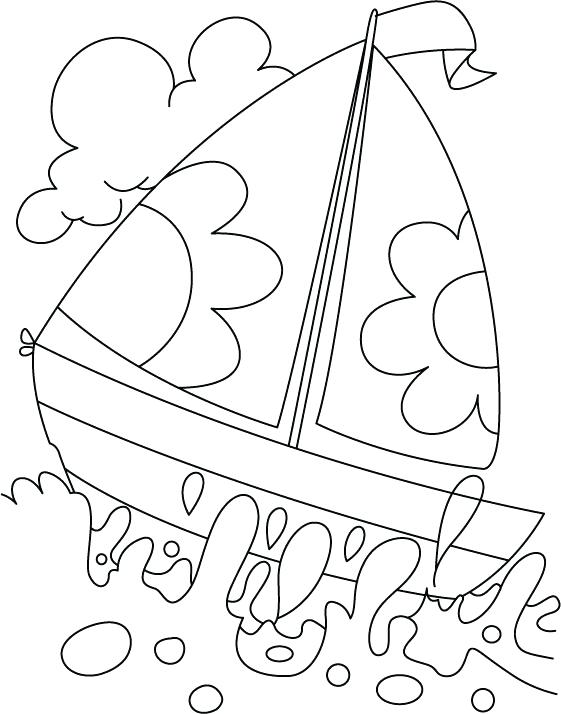 561x714 Outstanding Water Coloring Page Extraordinary Water Coloring Pages