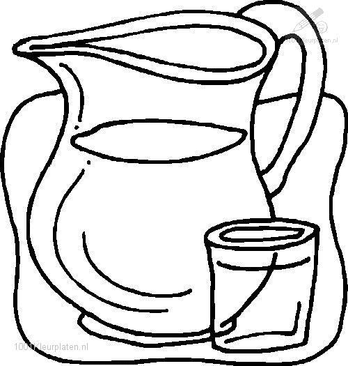 500x525 Water Coloring Pages For Kids Water Coloring Page Sheets