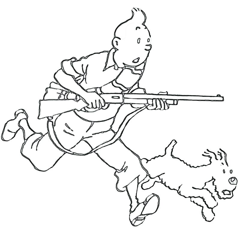 800x783 Machine Gun Coloring Pages Cartoons Printable Coloring Pages
