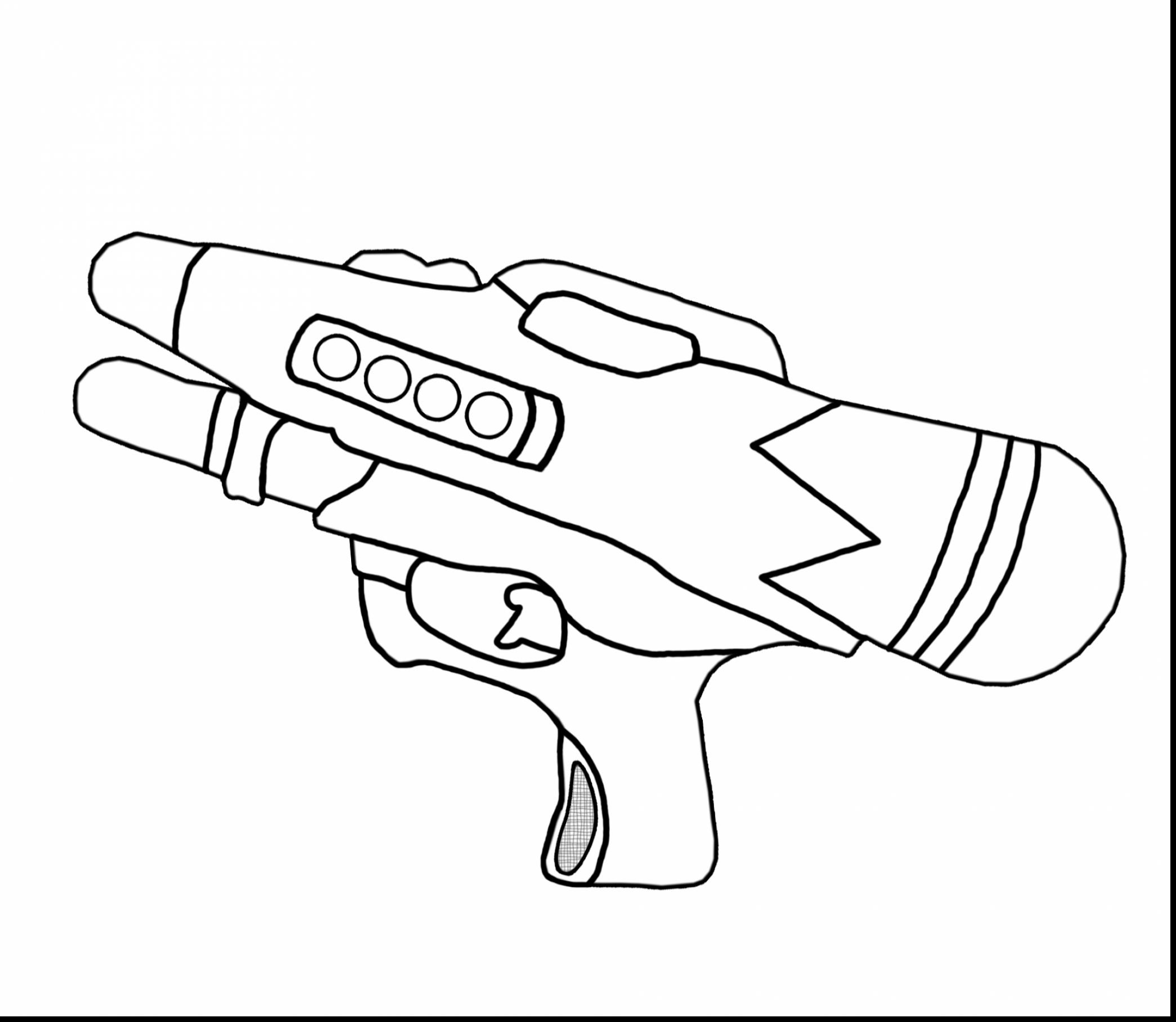 2090x1815 Unique Water Gun Coloring Pages Gallery Printable Coloring Sheet