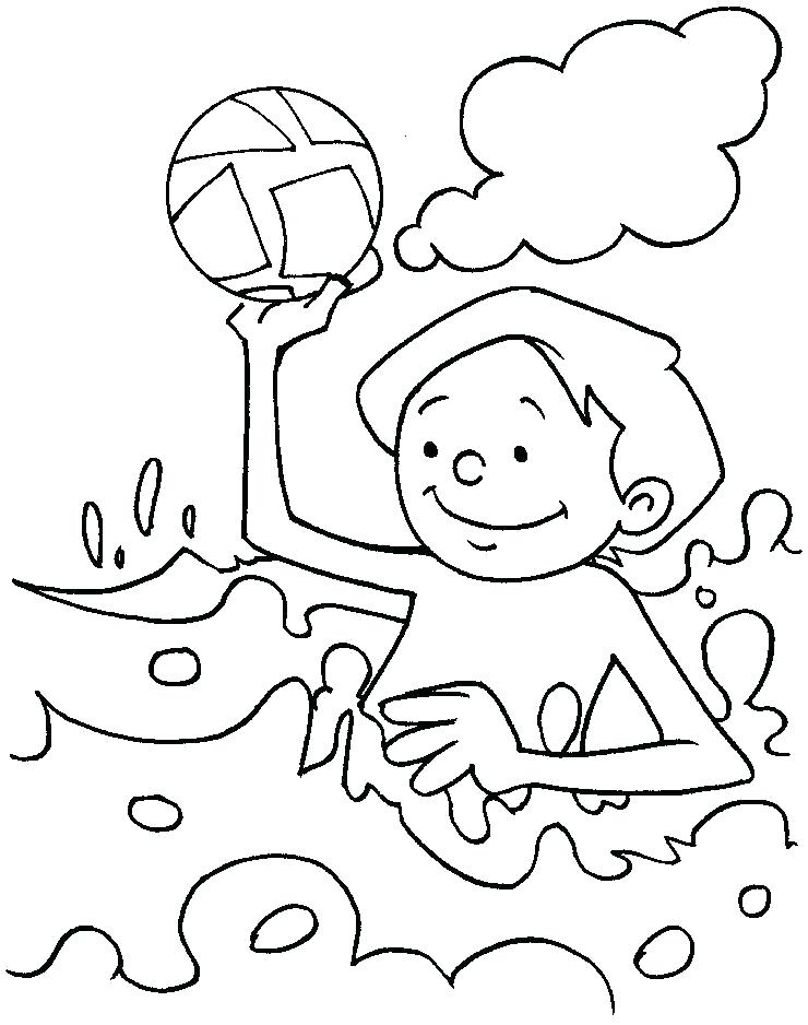 740x938 Water Park Coloring Pages Glamorous Coloring Pages Water Water