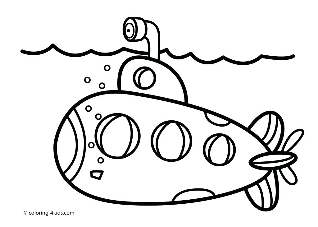 Water Transportation Coloring Pages At Getdrawings Free Download