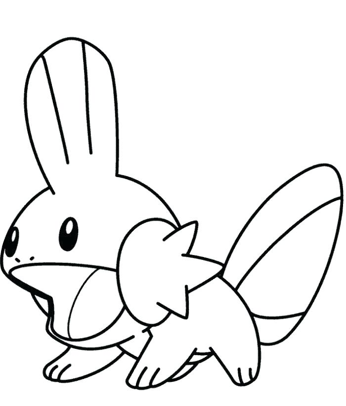 700x823 Pokeman Coloring Pages Coloring Pages Easy Pokemon Printable