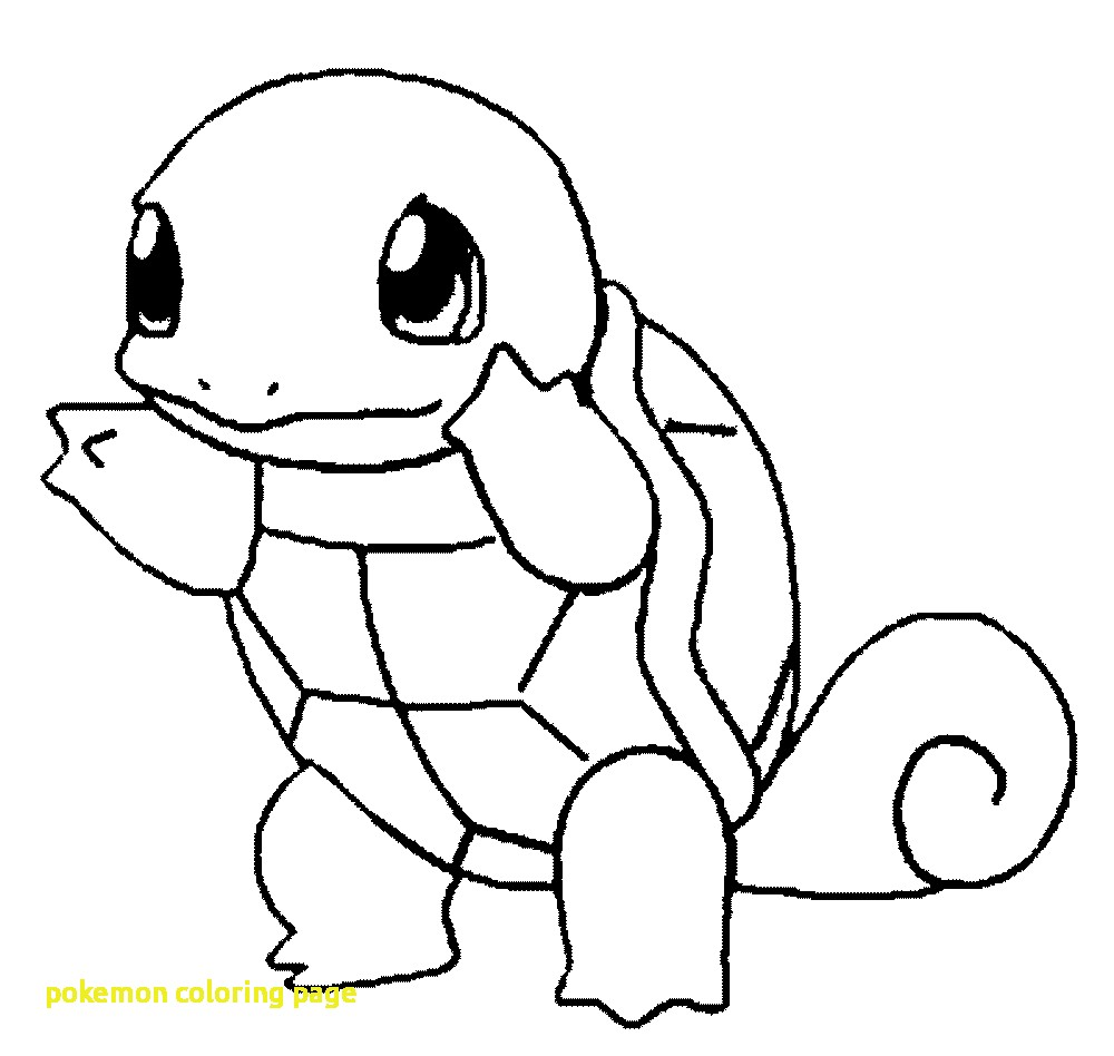 1000x948 Pokemon Coloring Page With Coloring Pages Pokemon Unique