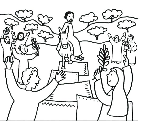 600x511 Wave Coloring Page Palm Coloring Pages Palm People Wave Palm