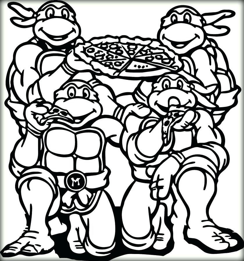840x896 Color Ninja Turtles Ninja Coloring Pages Ninja Turtle Watercolor