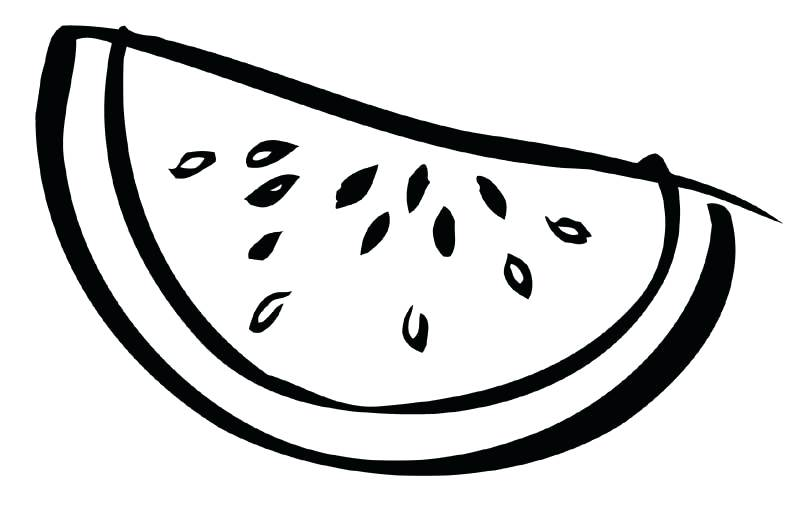 800x512 Watermelon Coloring Sheets Watermelon Colouring Page Pencil