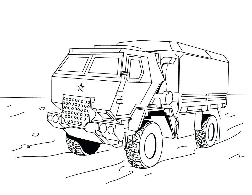 1060x820 Dump Truck Coloring Pages Free Modest Pictures Of Trucks To Color