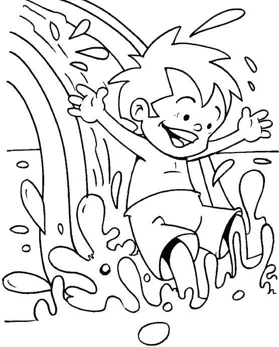 556x692 Water Drop Coloring Page Water Coloring Page Coloring Page