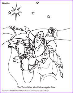 236x303 Another Wise Men Coloring Page Dia De Los Reyes