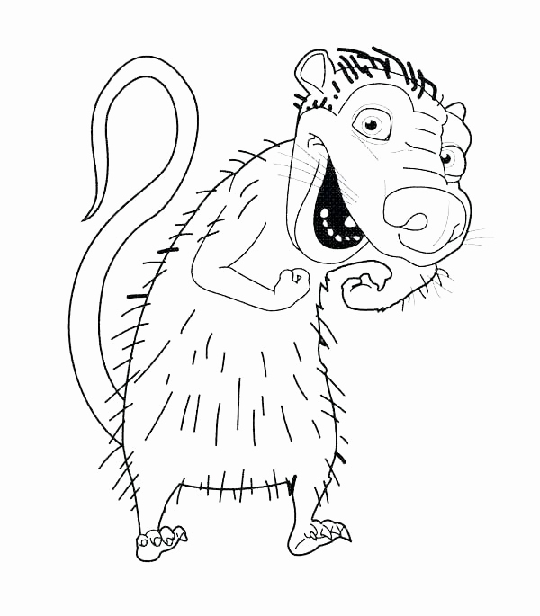 600x685 Weasel Coloring Pages Collection Best Of Skippyjon Jones Coloring
