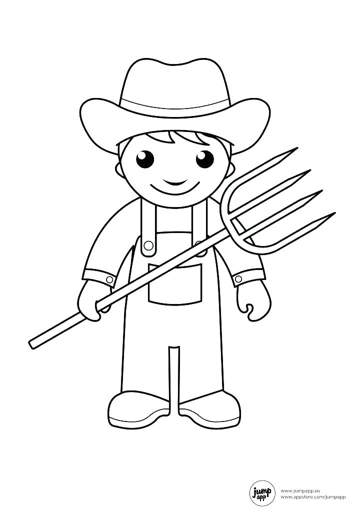728x1030 Coloring Pages Of Community Helpers