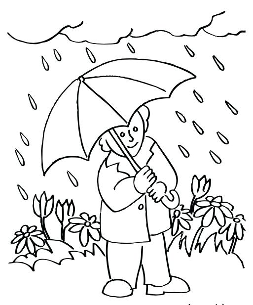 513x617 Weather Coloring Pages