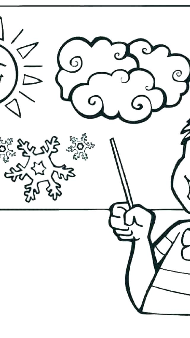 640x1136 Weather Color Pages Weather Coloring Pages Printable Free