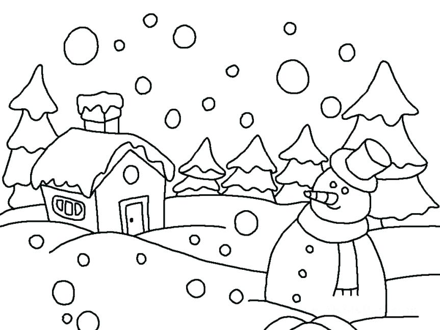 863x647 Weather Coloring Pages For Preschool Coloring Pages Fun Activity