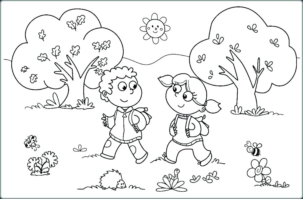 1024x675 Weather Coloring Pages Preschool Winter Sheets Page Image Images