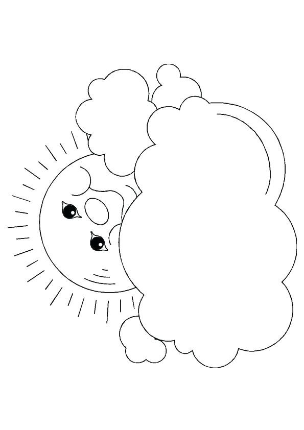 595x842 Weather Coloring Pages Weather Coloring Pages Weather Coloring
