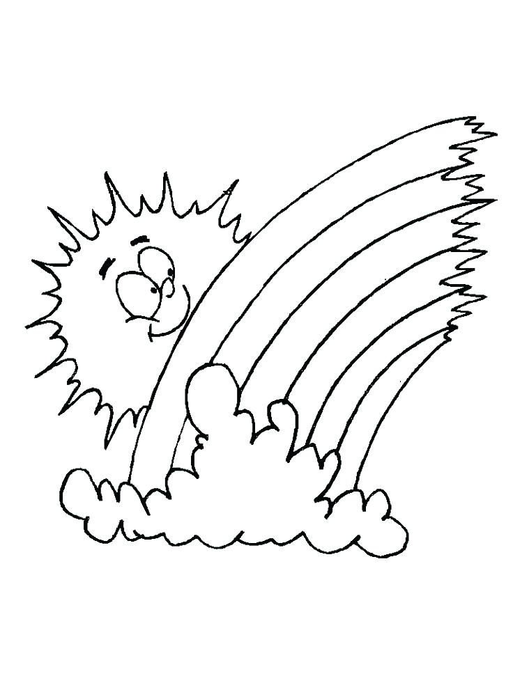 736x981 Weather Coloring Sheets Weather Coloring Pages Color Kids Pictures