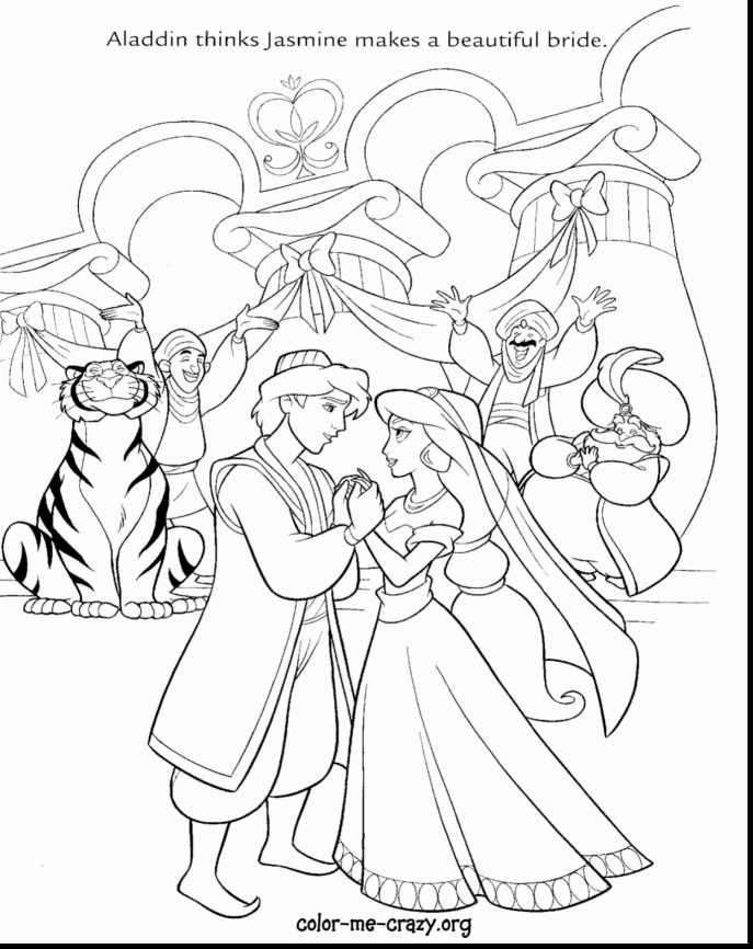 687x866 Wedding Wedding Coloring Pages To Print For Kids Cake At Cana