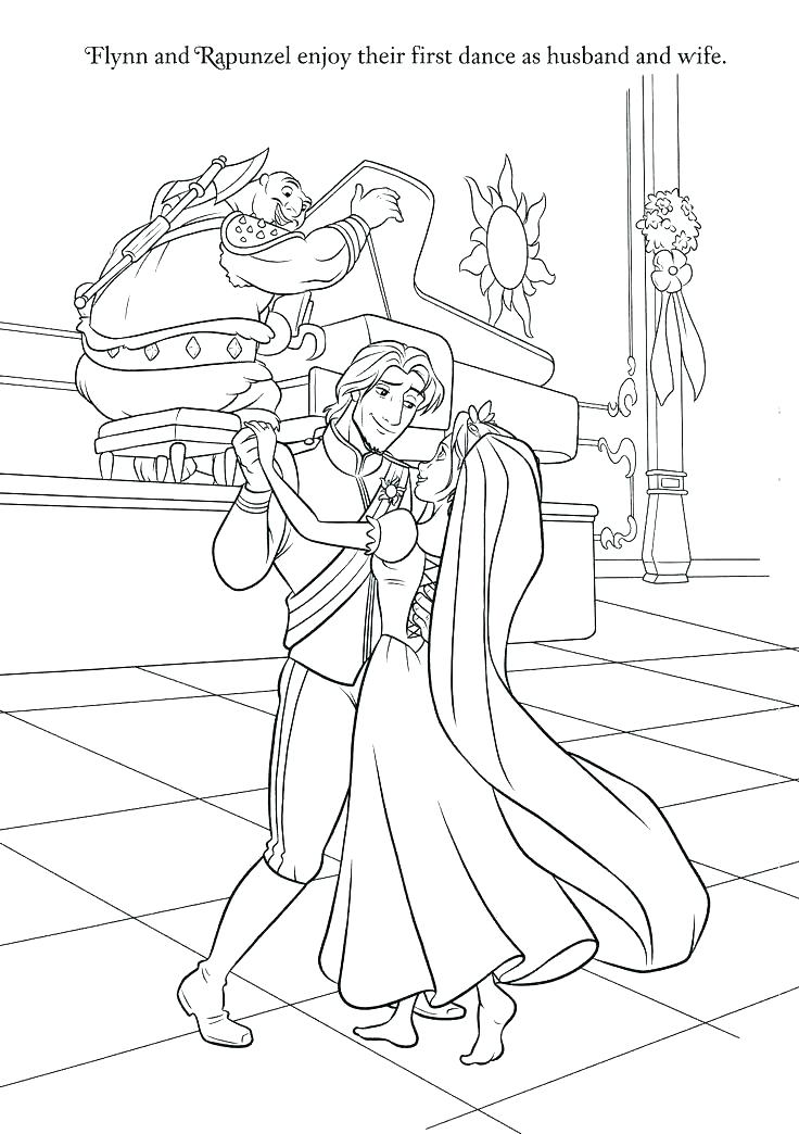 736x1044 Coloring Pages For Weddings Wedding Coloring Book Just Married