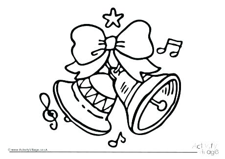 460x325 Bells Coloring Pages Bells Coloring Page Bell Pepper Coloring