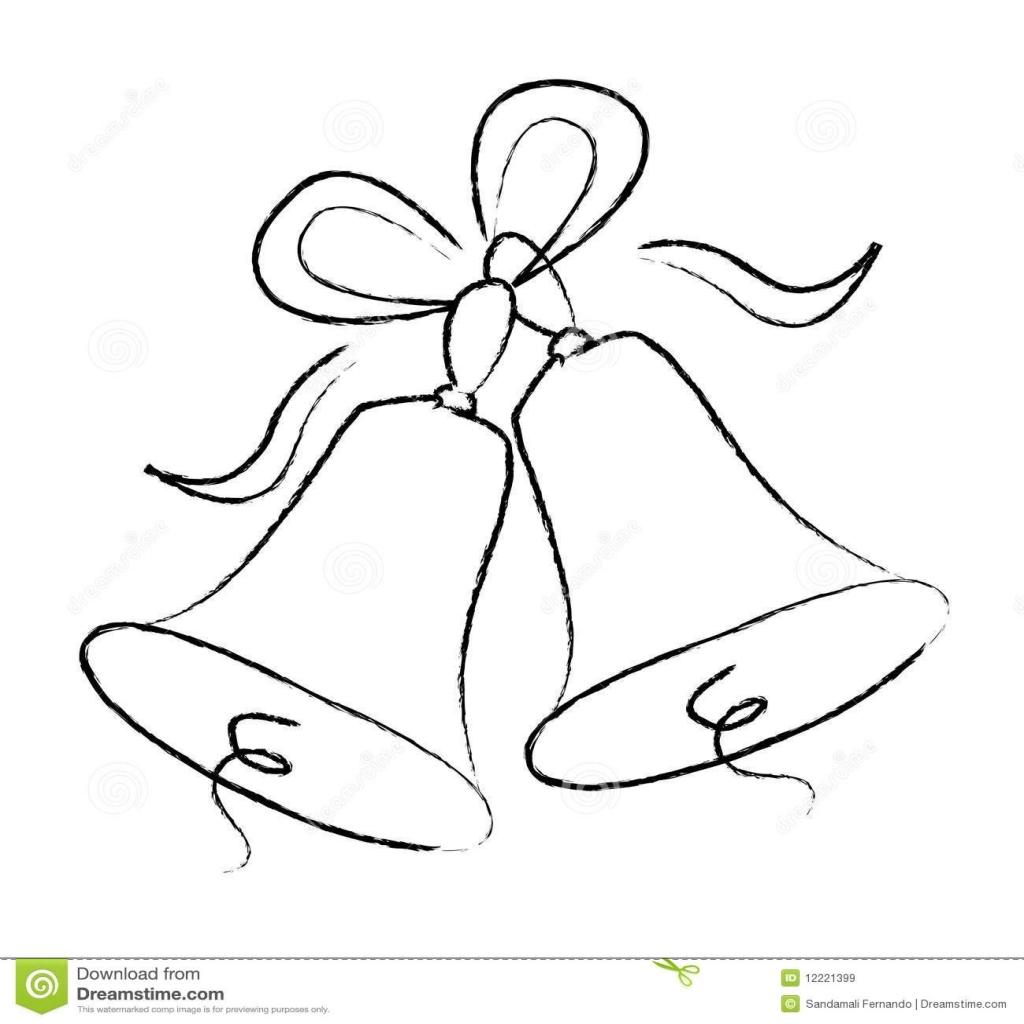 1024x1024 Wedding Bells Stock Vector Illustration Of Illustration