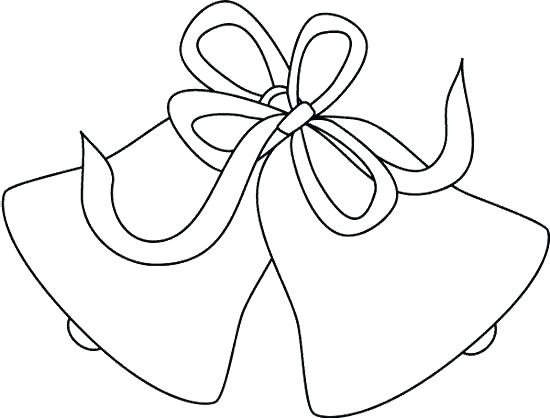 550x418 Bell Coloring Pages Bells Coloring Pages Bell Coloring Pages Free