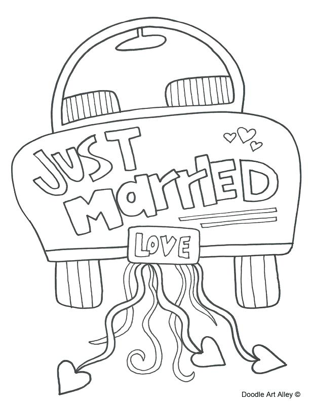 618x800 Photo To Coloring Page Astounding Wedding Coloring Printable