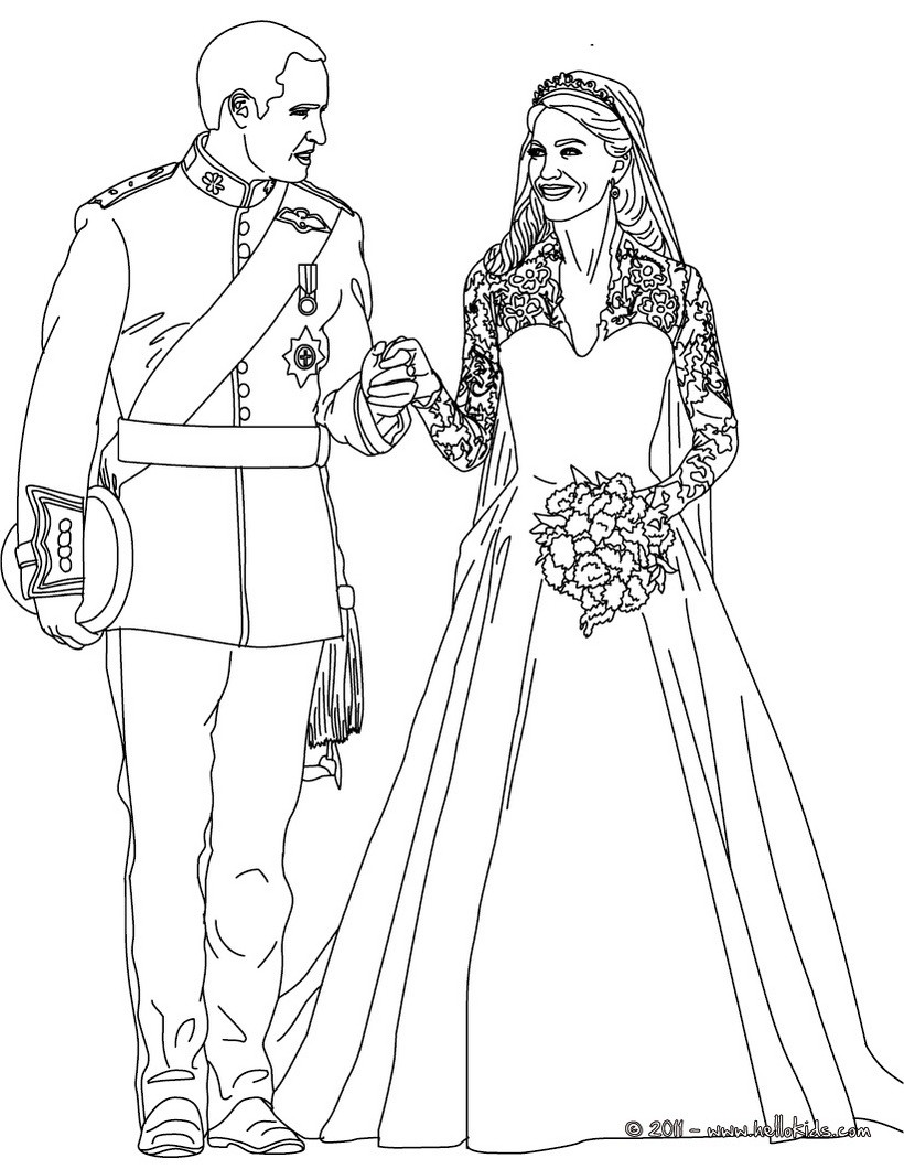 820x1060 Wedding Coloring Pages, Reading Learning, Drawing For Kids