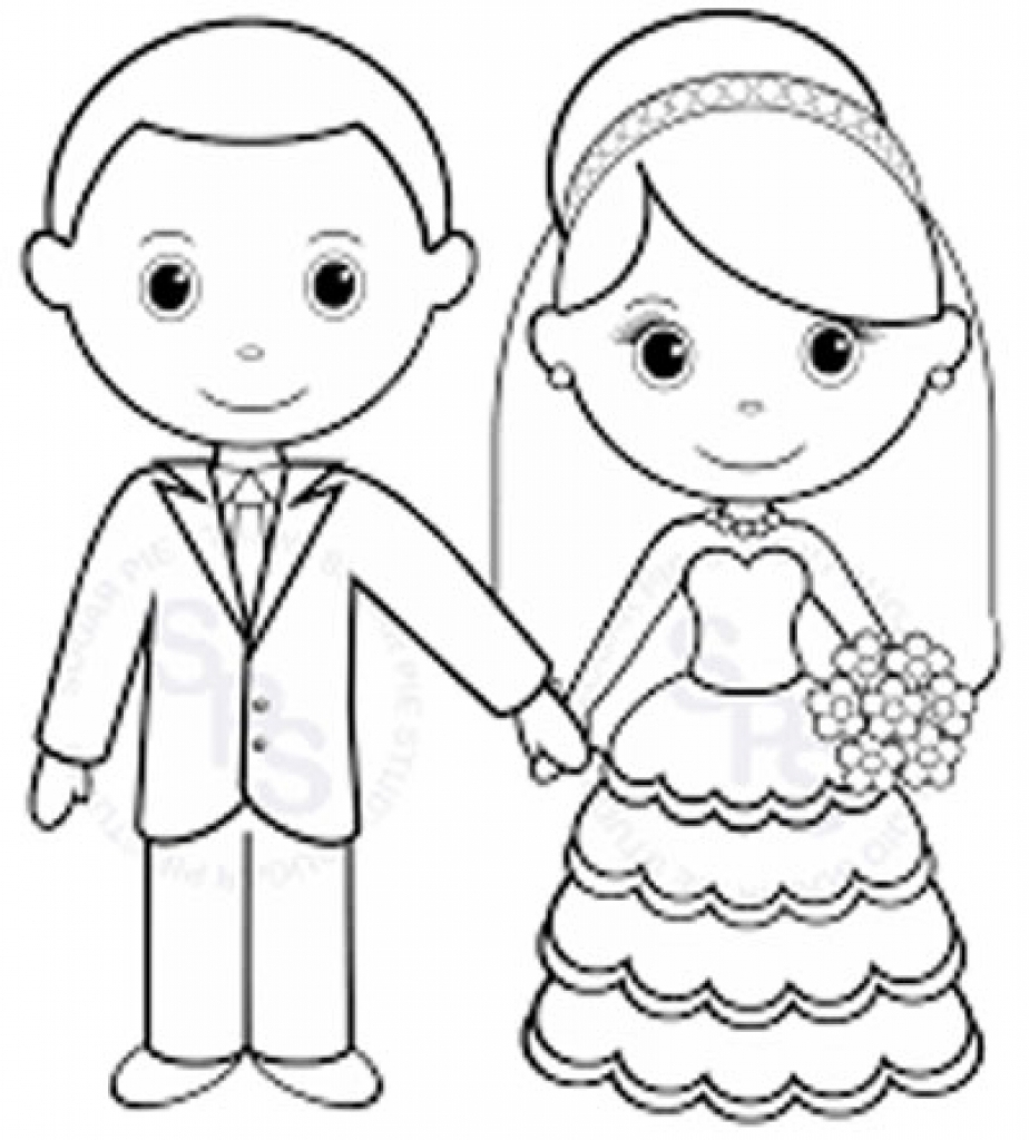 924x1024 Wedding Coloring Pages Ribsvigyapan Adult Wedding Coloring Wedding