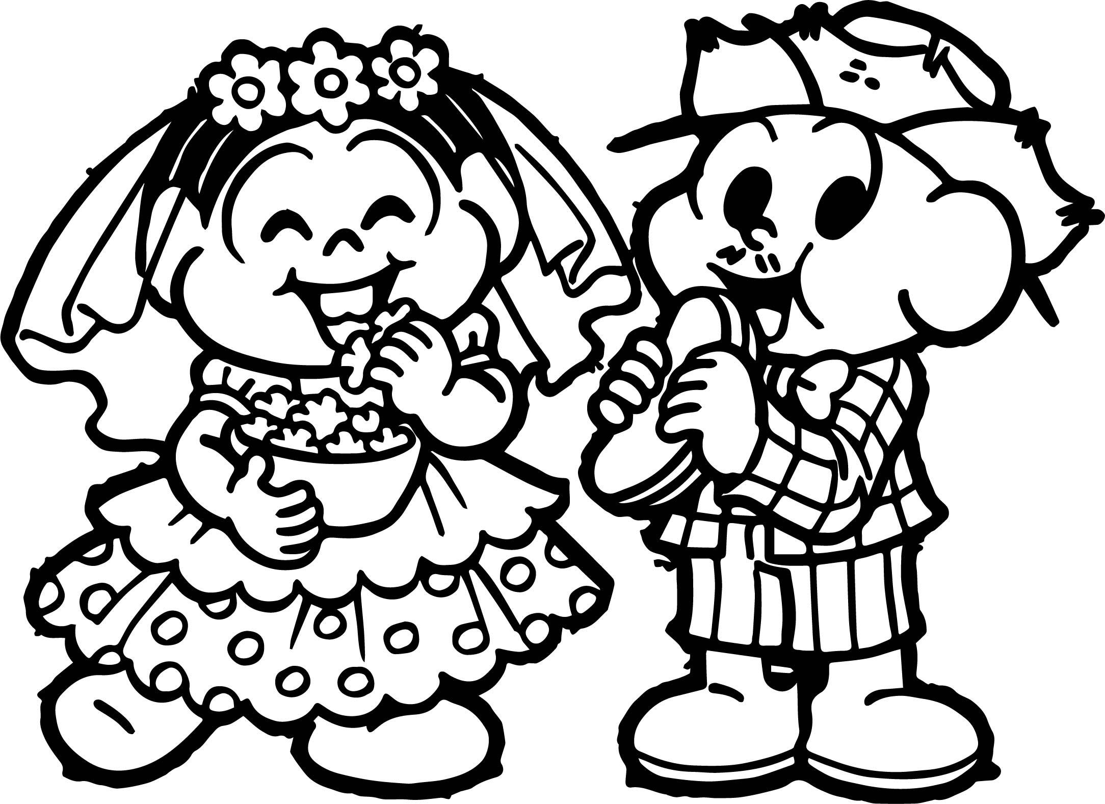 2168x1577 Marvelous Adult Coloring Page Teen Wedding For Style